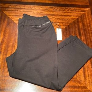 New Rachel Zoe plus size black pant.
